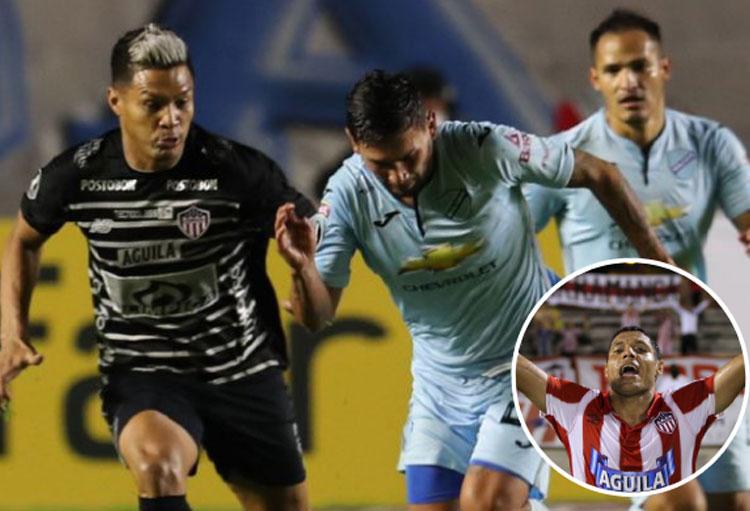 """Martín Arzuaga y el resultado de Junior en La Paz: """"Es remontable"""""""