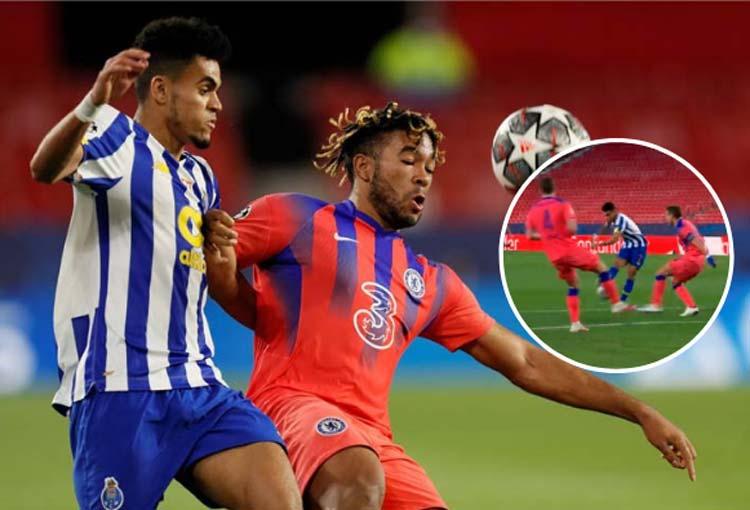 Lo mejor de Luis Díaz con el Porto ante Chelsea en Champions League