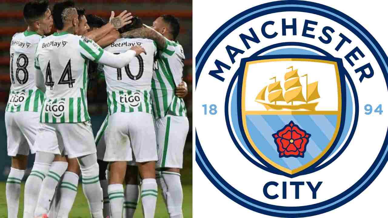 Atlético Nacional y Manchester City harían acuerdo de colaboración