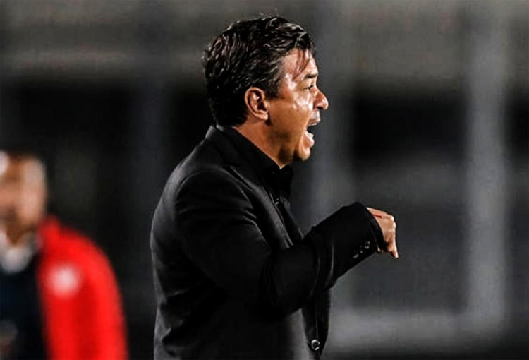 El elogio de Marcelo Gallardo al Junior que dirige Amaranto Perea