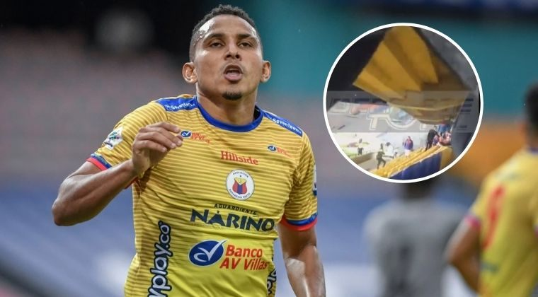¿Golpes entre los jugadores del Deportivo Pasto?: Ray Vanegas explicó lo que pasó