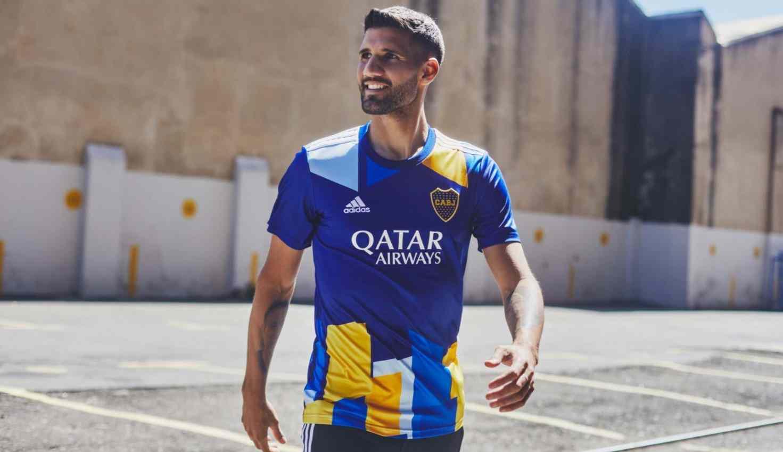 Conoce la tercera camiseta adidas de Boca Juniors