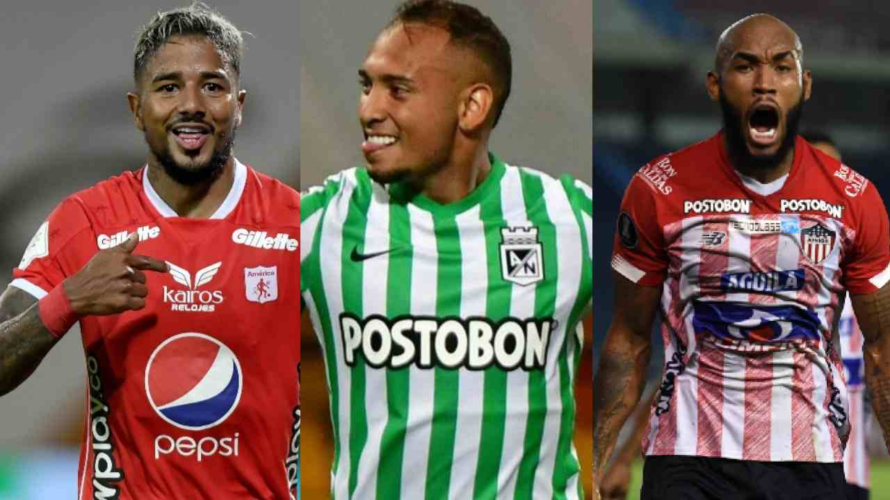 ¿Dónde podrían jugar América, Junior y Nacional en la Copa Libertadores si la situación no mejora