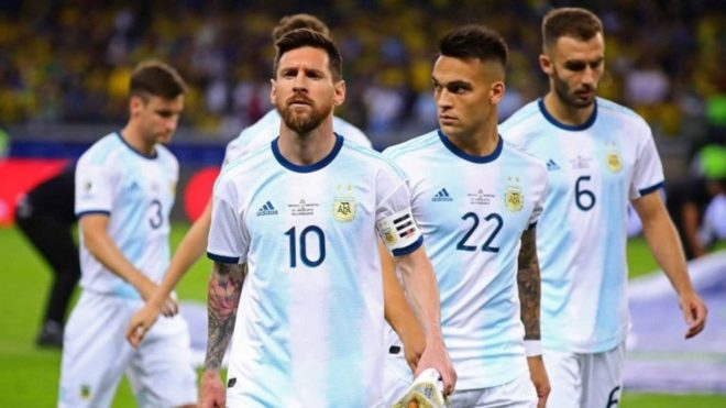 Convocados de Argentina para enfrentar a la Selección Colombia en Eliminatorias