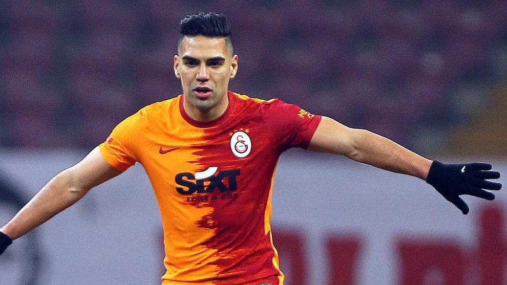 Fin a la incertidumbre en Galatasaray: Falcao García definió su futuro