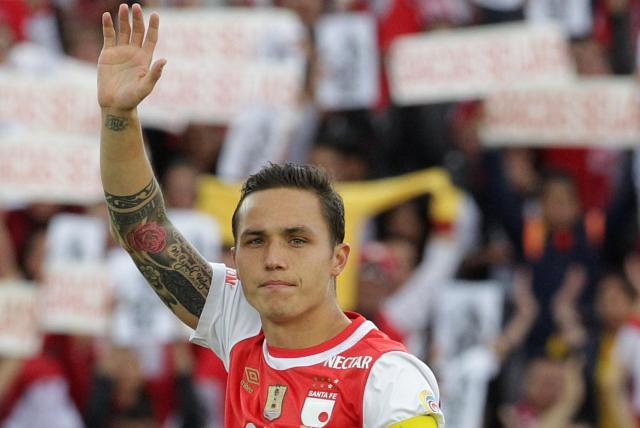 Luis Manuel Seijas no seguirá en Santa Fe y llegaría a otro equipo del fútbol colombiano