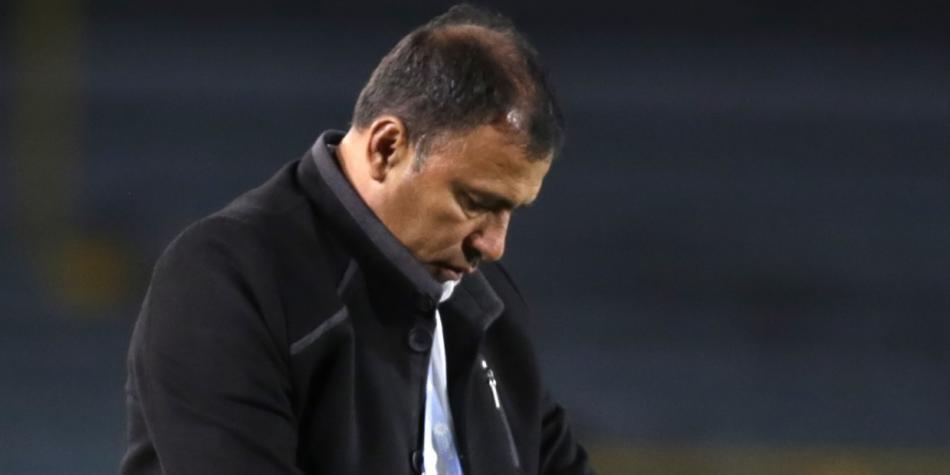 """Harold Rivera tras derrota ante Fluminense: """"Es un golpe muy duro"""""""