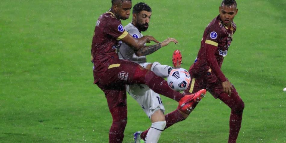 Copa Sudamericana: ¡Conmebol confirmó nueva fecha y horario para Emelec vs. Tolima!
