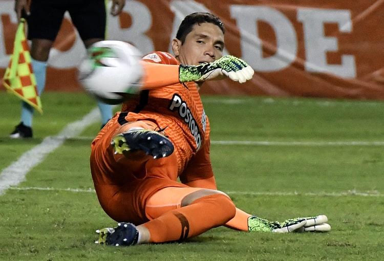 Aldair Quintana, Carlos Mosquera, fichajes Atlético Nacional 2021-II, Atlético Nacional, Patriotas Boyacá