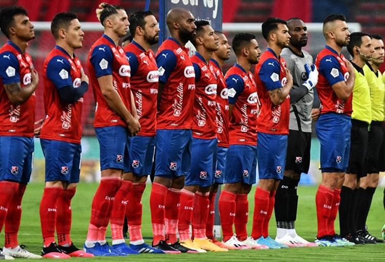 Alexis Rolín, fichajes DIM 2021-II, Deportivo Independiente Medellín, DIM, Club Atlético Rentistas