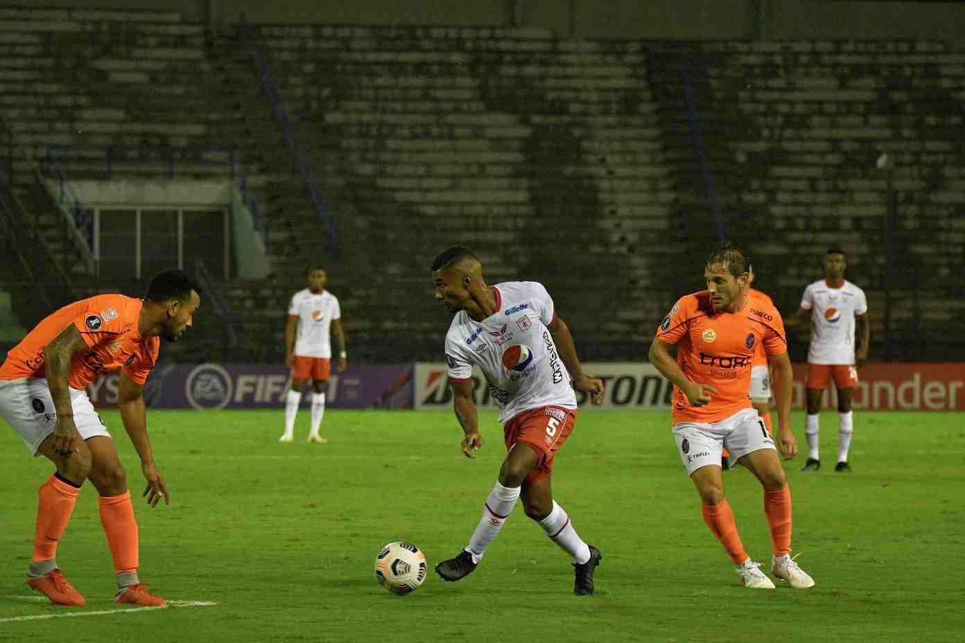 América de Cali y su comprometida posición en el grupo H de la Copa Libertadores