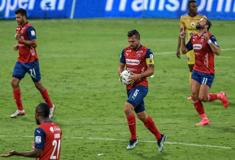 Andrés Cadavid, Jaime Giraldo, fichajes DIM 2021-II, Deportivo Independiente Medellín, DIM