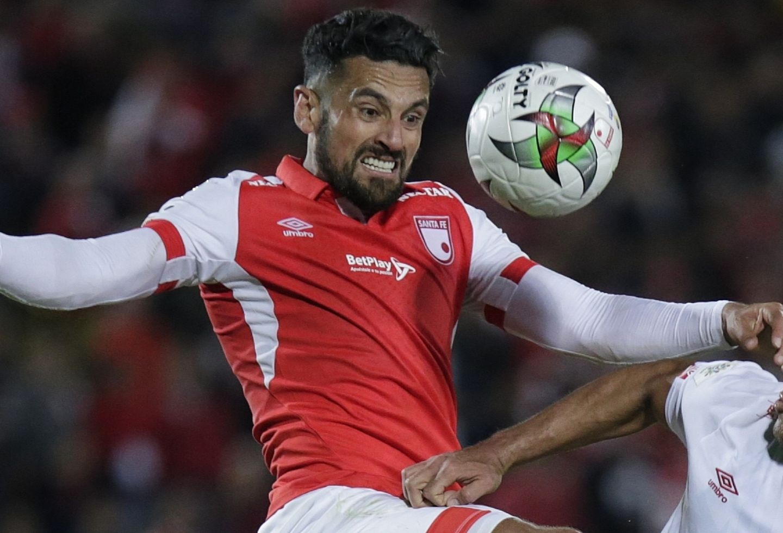 Andrés Pérez, entre la continuidad con Santa Fe y el retiro del fútbol profesional