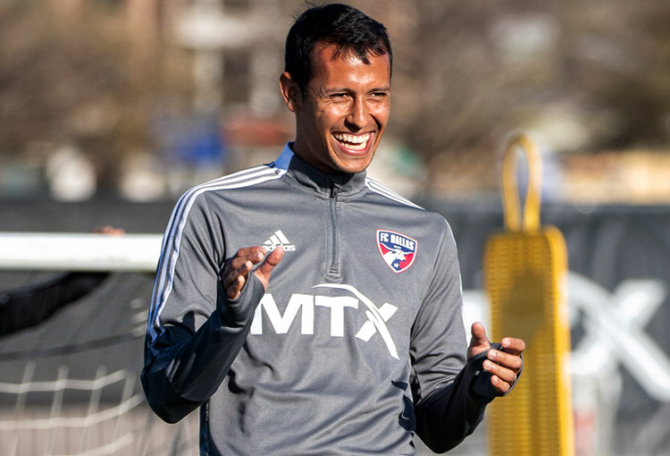 Andrés Ricaurte, FC Dallas, MLS 2021, DIM, Deportivo Independiente Medellín, ex-Medellín, ex-DIM