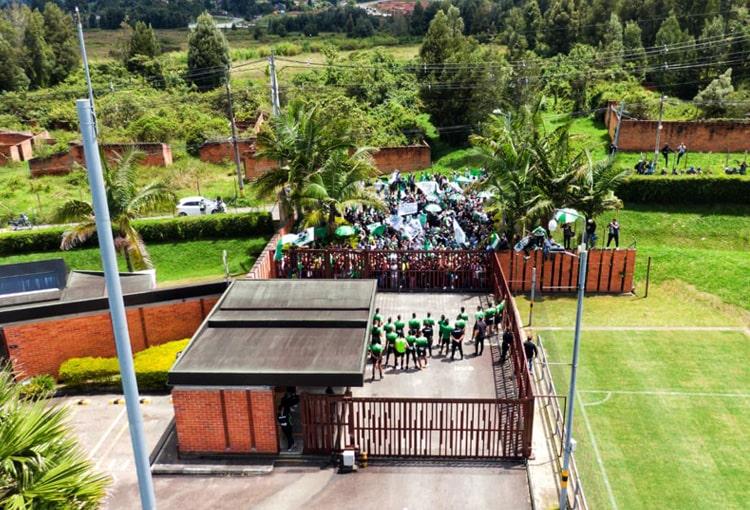 Atlético Nacional, Copa Libertadores 2021, Álvaro Hincapié, Hincapié Datos, Campo Elías Terán Jr., Win Sports, Los del Sur