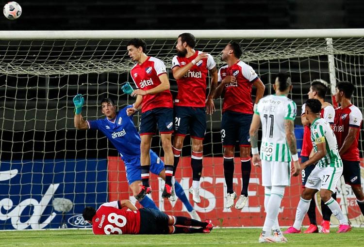 Atlético Nacional, Copa Libertadores 2021, Club Nacional de Football