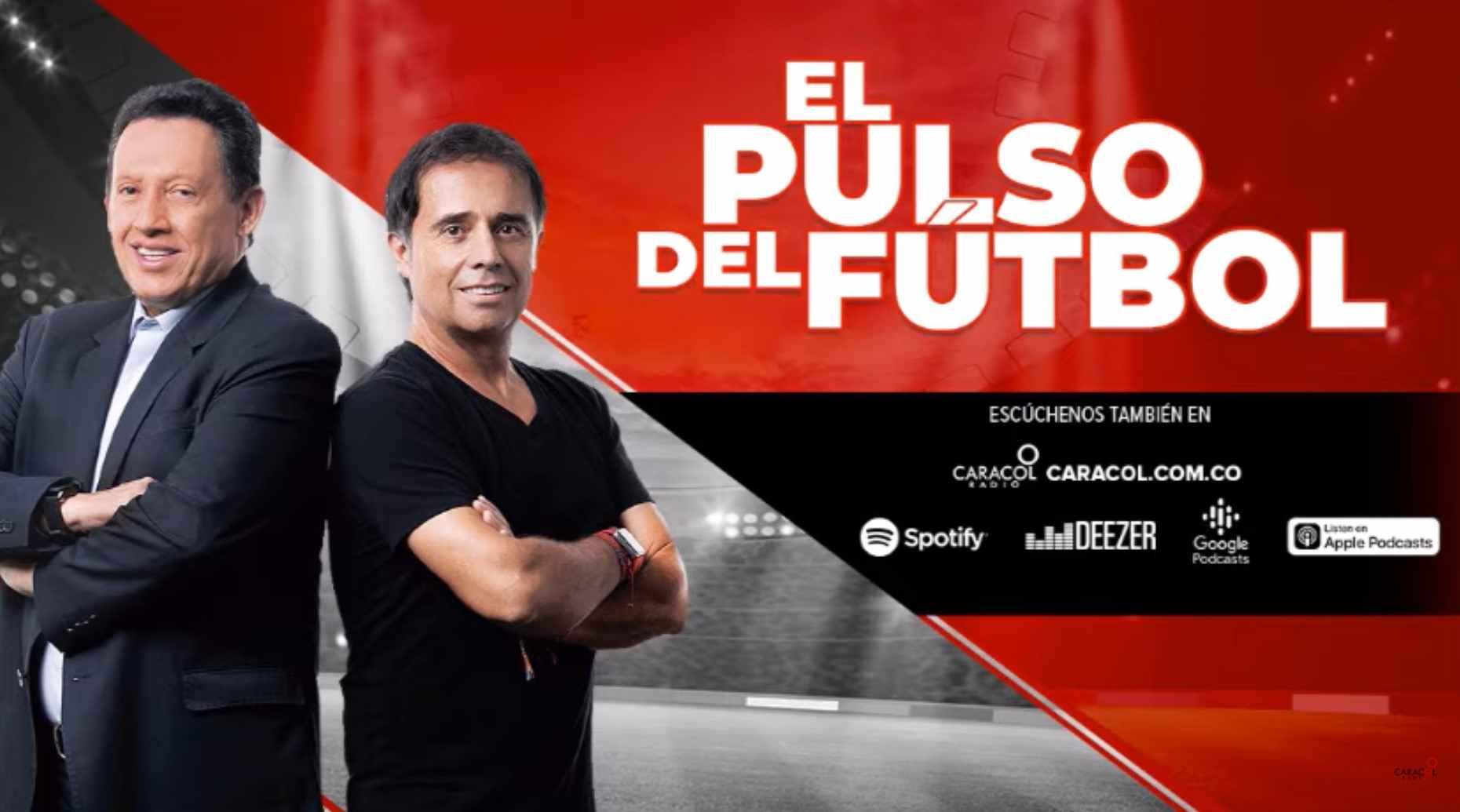 Audio del Pulso del Fútbol, 25 de mayo de 2021