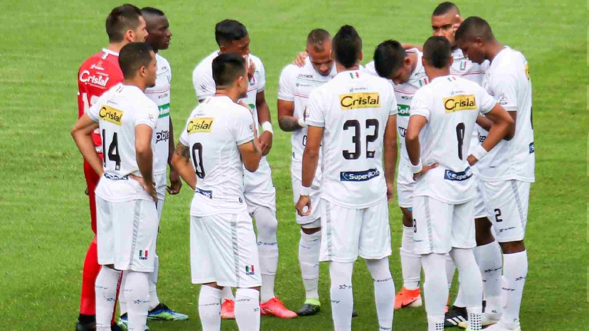 Barrida en Once Caldas: El equipo confirmó la salida de seis jugadores