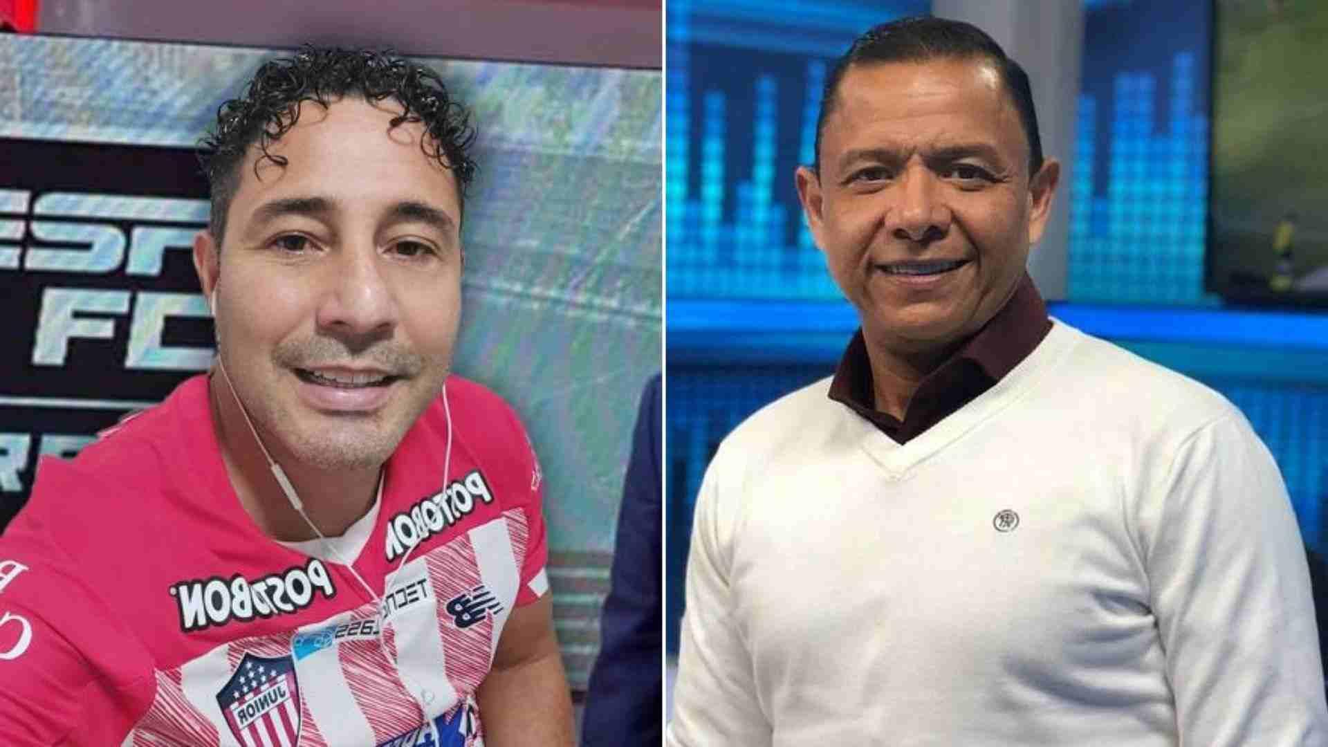 Clasificó Junior y Jorge Bolaño arremetió contra Iván René Valenciano