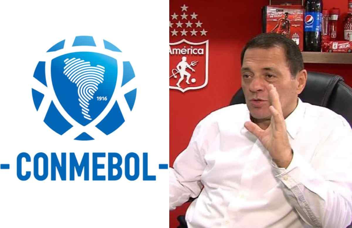 Conmebol dijo que si no cumplimos habrán severas sanciones Tulio Gómez