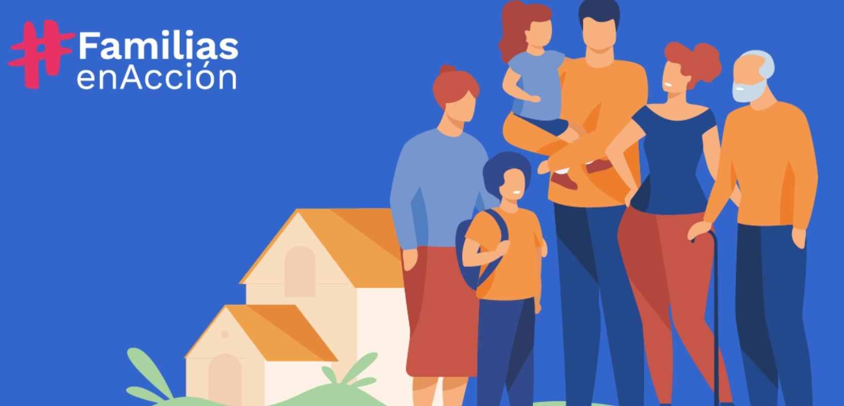 Consulte el link para saber si se puede estar en Familias en Acción