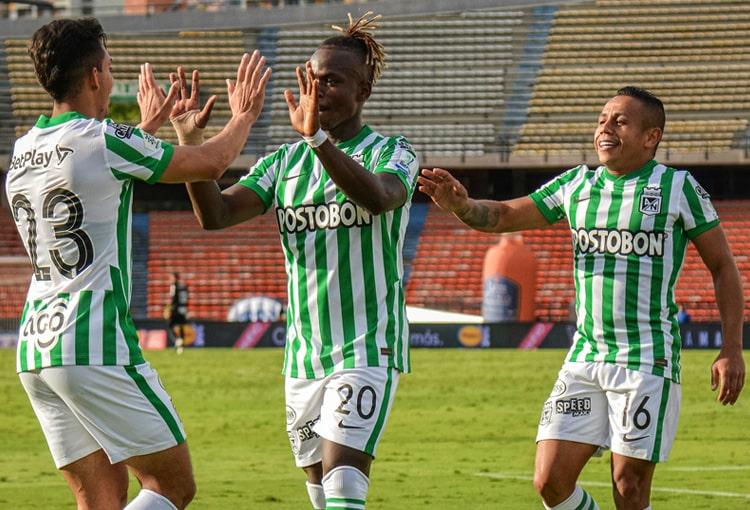 Déinner Quiñones, fichajes Atlético Nacional 2021-II, Atlético Nacional, Los del Sur
