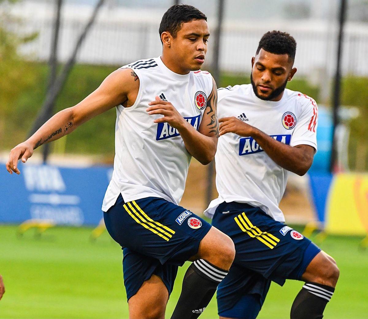Así van los trabajos de la Selección Colombia en Barranquilla
