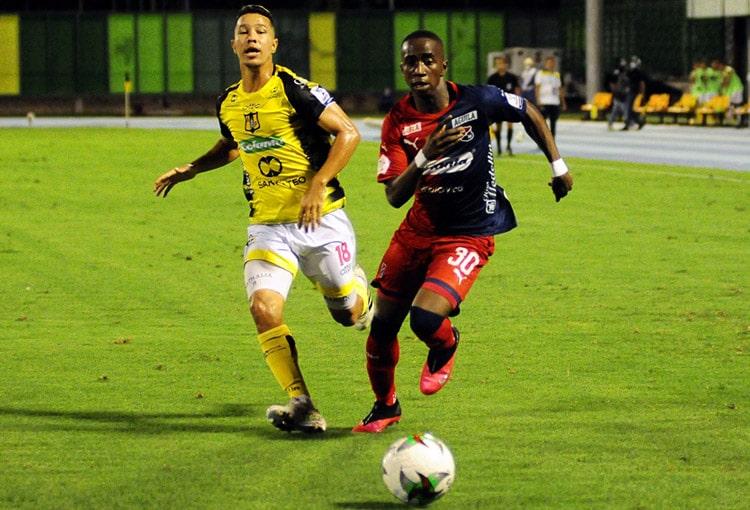 Edwin Mosquera, Deportivo Independiente Medellín, fichajes DIM 2021-II, DIM (1)