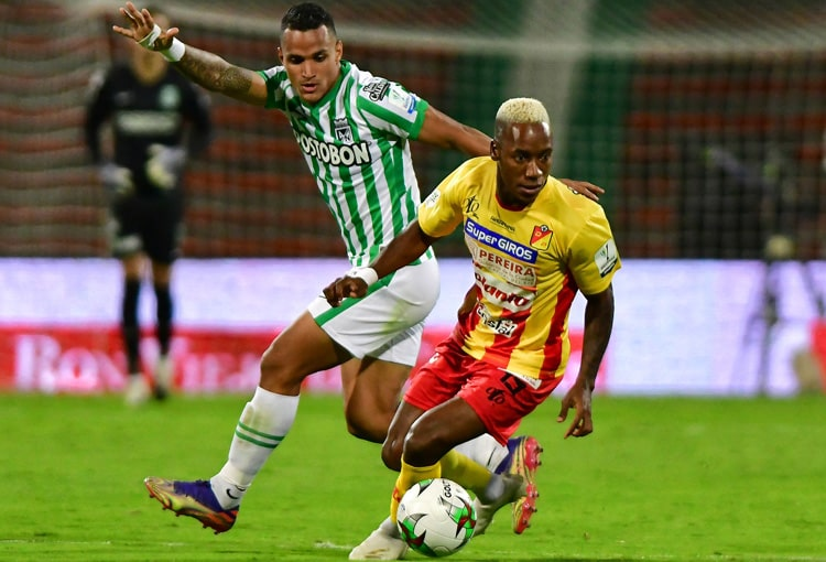 Éver Valencia, Deportivo Pereira, DIM, Deportivo Independiente Medellín, fichajes DIM 2021-II