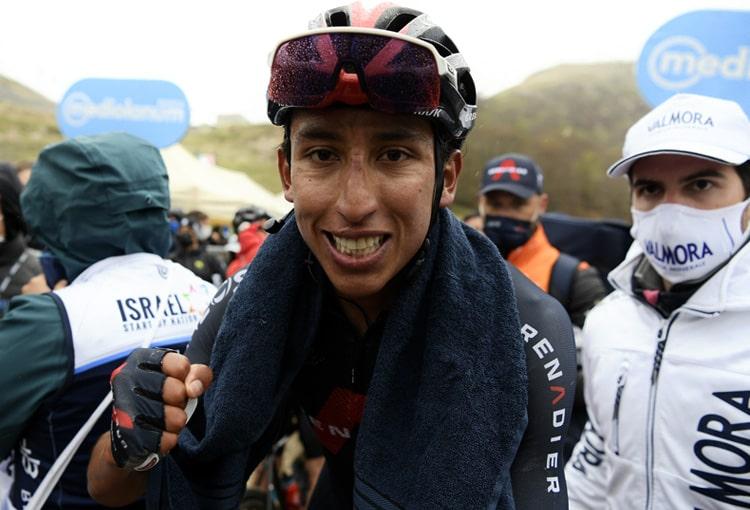 Falcao García, Selección Colombia, Egan Bernal, Giro de Italia 2021