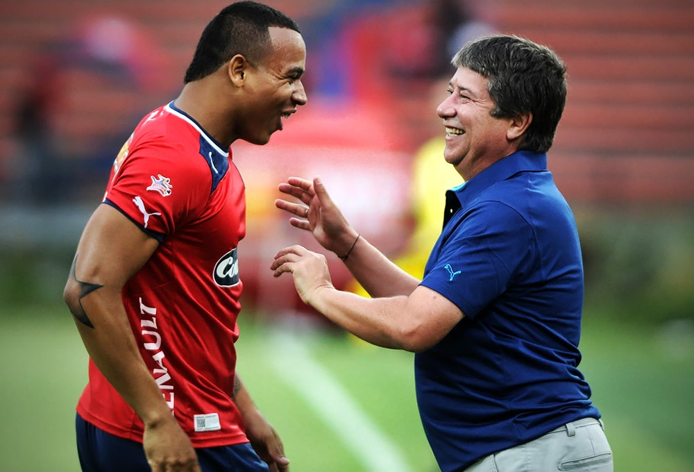 Felipe Pardo, fichajes DIM 2021-II, Deportivo Independiente Medellín, DIM