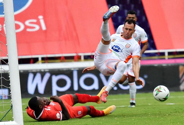 Francisco Báez, fichajes DIM 2021-II, Deportivo Independiente Medellín, DIM, Envigado FC