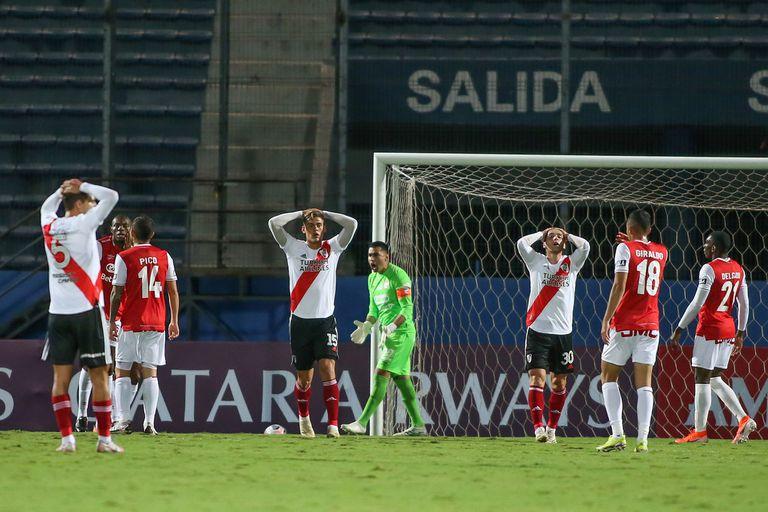 River Plate se quedó sin arqueros para enfrentar a Santa Fe por Copa Libertadores