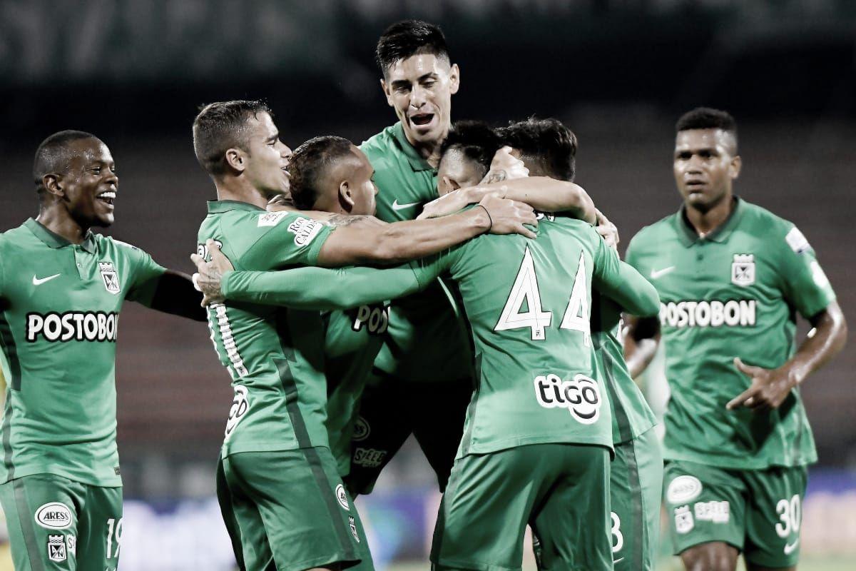 Atlético Nacional perderá cuatro jugadores de su plantel por tres semanas