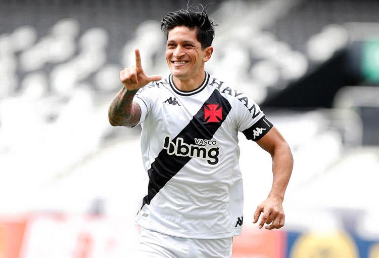 Germán Cano, Taça Río 2021, Vasco da Gama, Deportivo Independiente Medellín, DIM, ex-Medellín, ex-DIM