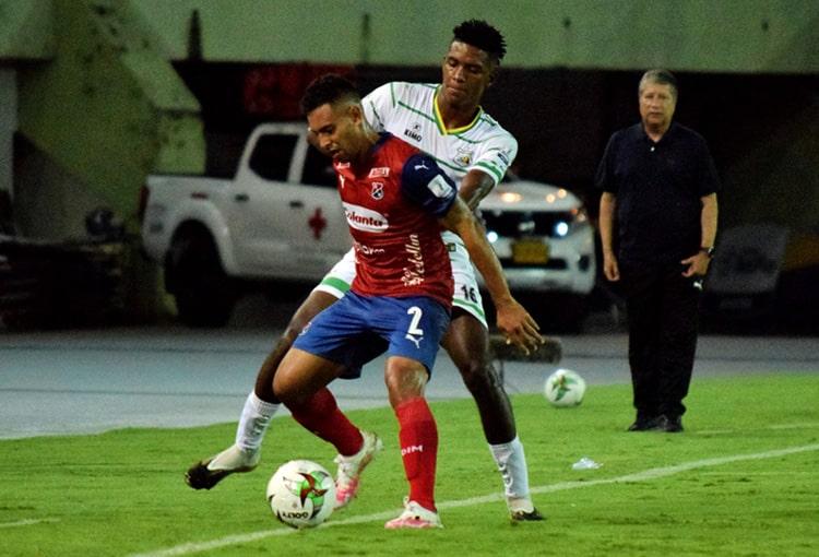 Germán Gutiérrez, Deportivo Independiente Medellín, DIM, fichajes DIM 2021-II