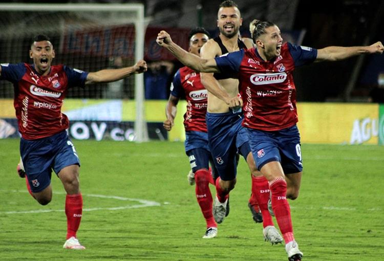 Germán Gutiérrez, fichajes DIM 2021-II, Deportivo Independiente Medellín, DIM