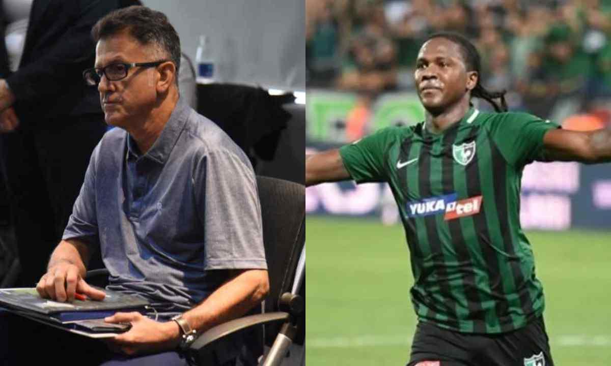 """Hugo Rodallega: """"Juan Carlos Osorio dijo que yo estaba en lo último de mi carrera"""""""