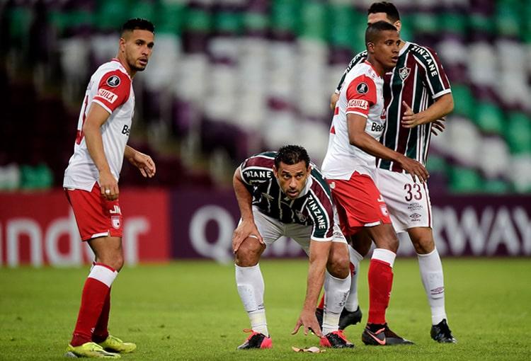 Independiente Santa Fe, Fluminense, Copa Libertadores 2021