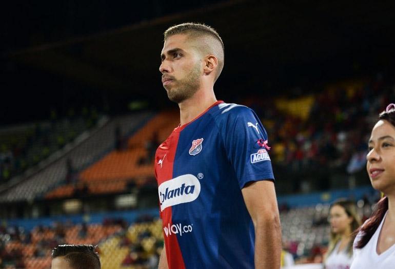 Jaime Giraldo, fichajes DIM 2021-II, Deportivo Independiente Medellín, DIM