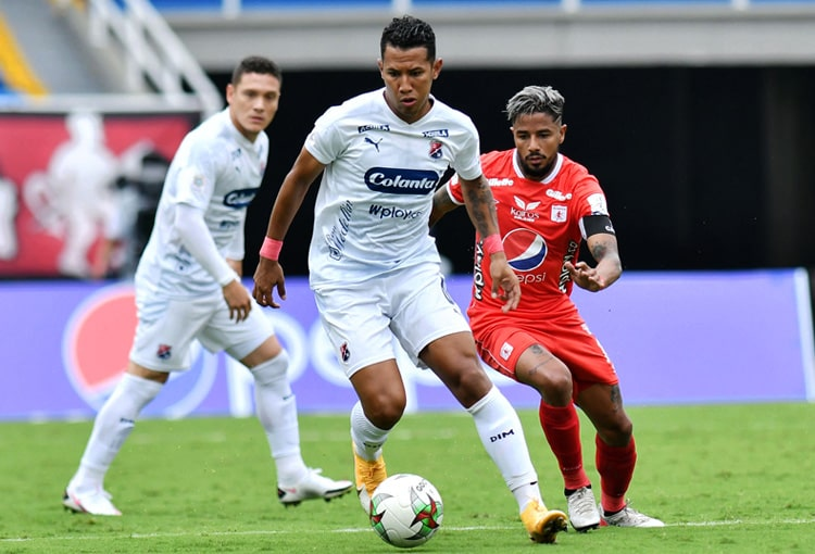James Sánchez, Deportivo Independiente Medellín, DIM, fichajes DIM 2021-II