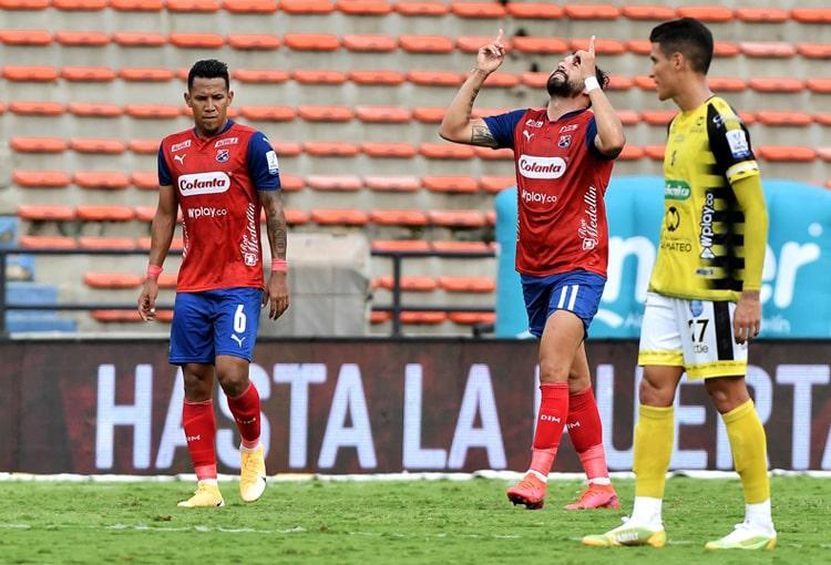 James Sánchez, Deportivo Independiente Medellín, fichajes DIM 2021-II, DIM