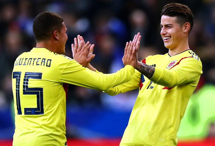 Juan Fernando Quintero, Shenzhen FC, Selección Colombia, Eliminatorias al Mundial de Fútbol Qatar 2022
