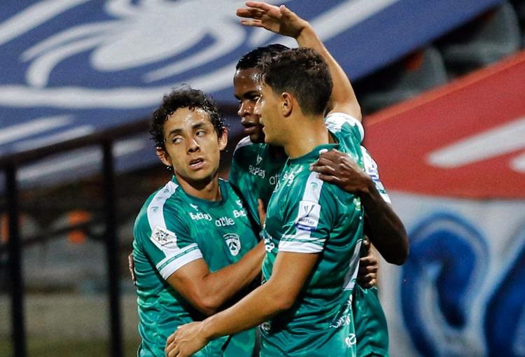 Larry Angulo, La Equidad Seguros, fichajes DIM 2021-II, Deportivo Independiente Medellín, DIM