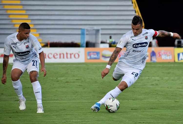 Leonardo Castro, David Lemos, fichajes DIM 2021-II, Deportivo Independiente Medellín, DIM, Once Caldas