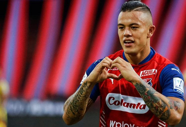 Leonardo Castro, fichajes DIM 2021-II, Deportivo Independiente Medellín, DIM