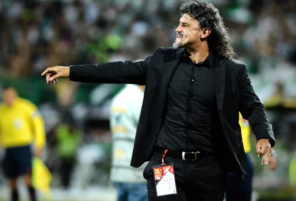 Leonel Álvarez, Atlético Nacional, DIM, Deportivo Independiente Medellín, Los del Sur