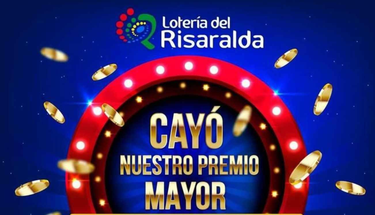 Lotería de Risaralda. Sorteo 2691 del 14 de mayo del 2021