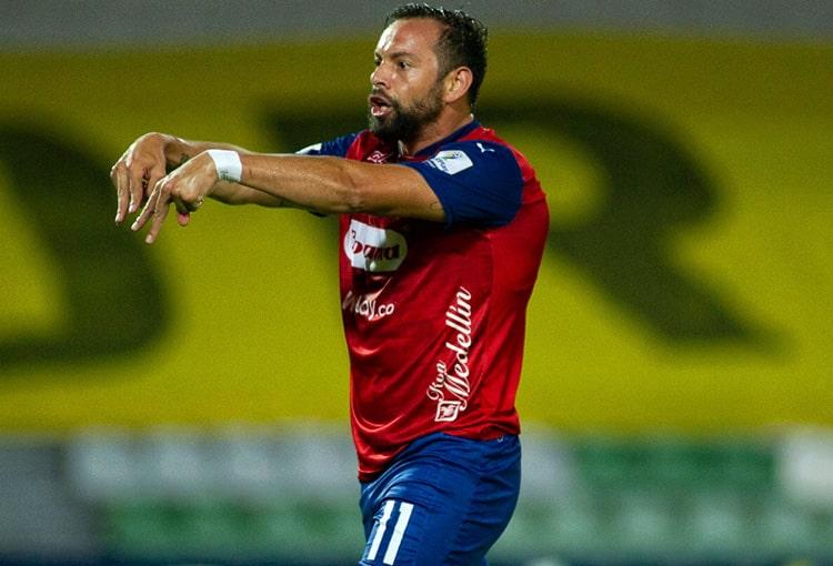 Matías Mier, Deportivo Independiente Medellín, DIM, fichajes DIM 2021-II