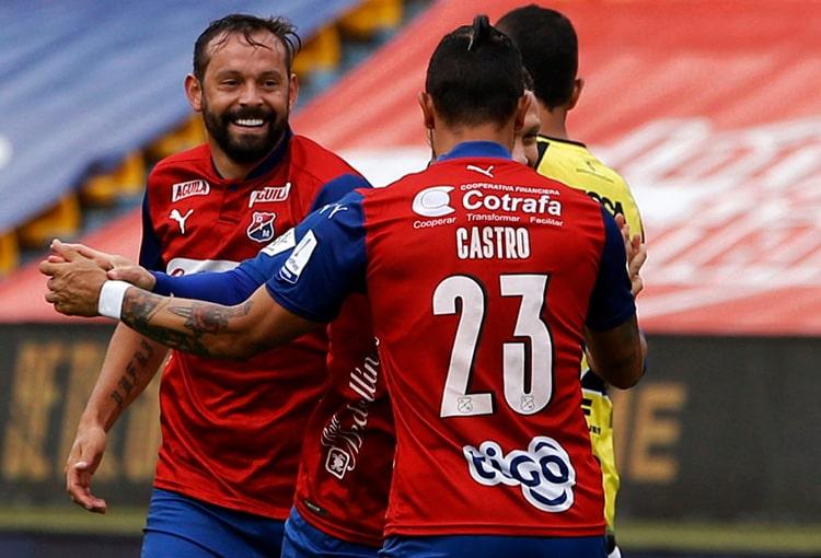 Matías Mier, Deportivo Independiente Medellín, fichajes DIM 2021-II, DIM